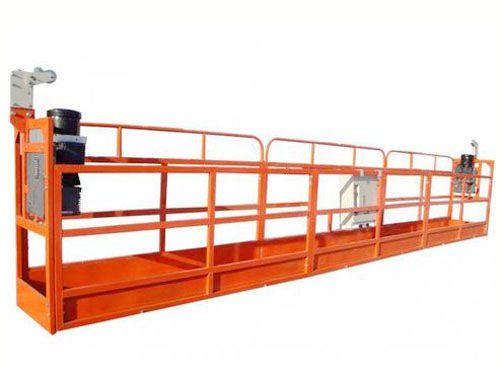 青岛吊篮分享电动吊篮保险器的特点