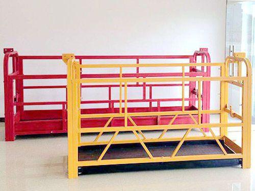 青岛电动吊篮租赁提醒建筑吊篮日常要检查哪些细节问题