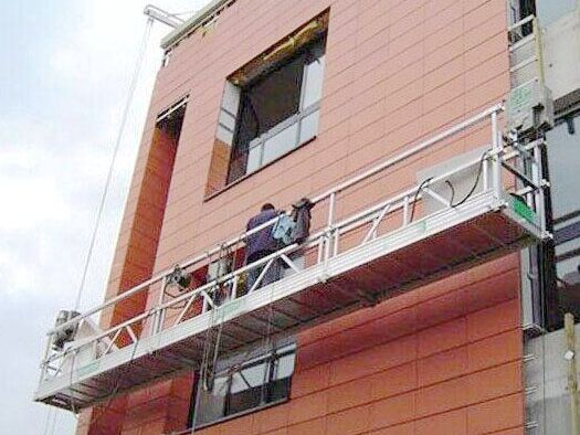 青岛吊篮提醒我们购买电动吊篮时主要要检查哪些项目
