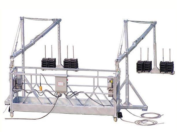 青岛吊篮提醒建筑吊篮是需要进行备案的